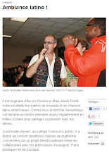 Photo: Langon (33) Journal Sud Ouest