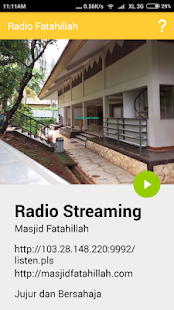Radio Masjid Fatahillah screenshot
