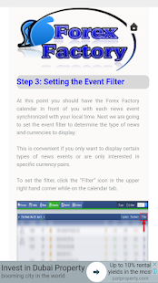 Forex factory calendar android