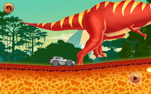 Fun Kid Racing Dinosaurs World screenshot 6