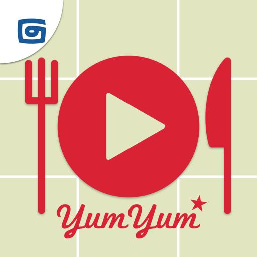 動画と地図のグルメガイド YumYumDoga! 生活 App LOGO-硬是要APP