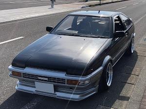 スプリンタートレノ AE86 GT-APEX 後期のカスタム事例画像 けいちゃん@さんの2019年06月01日20:12の投稿