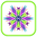 Color Kaleidoscope icon