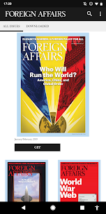 Foreign Affairs Magazine 4