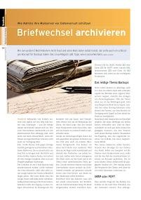 Linux-Magazin- screenshot thumbnail