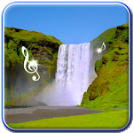 Waterfall Live Wallpaper With Icon