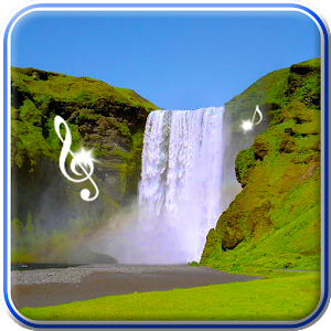 Waterfall Live Wallpaper With