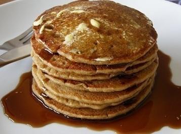 Buckwheat Pancakes -old Fashioned Way Recipe