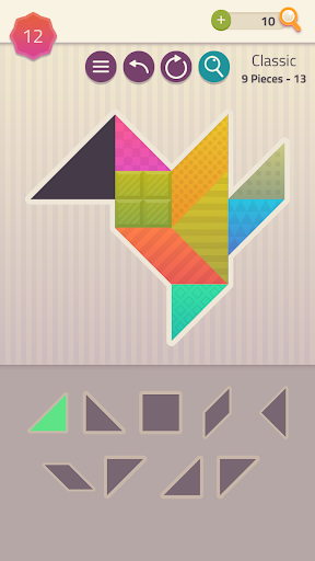Polygrams - Jeux de casse-tu00eate gratuit captures d'u00e9cran 2