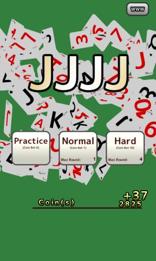 JJJJ Black Jack Puzzle