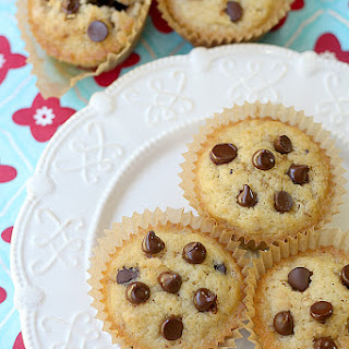 Chunky Chocolate Chip Muffins.