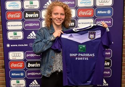 Charlotte Tison van Standard naar Anderlecht
