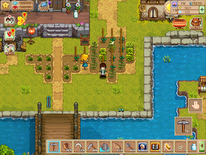 Harvest Town Mod Apk Download For Android and Iphone 6