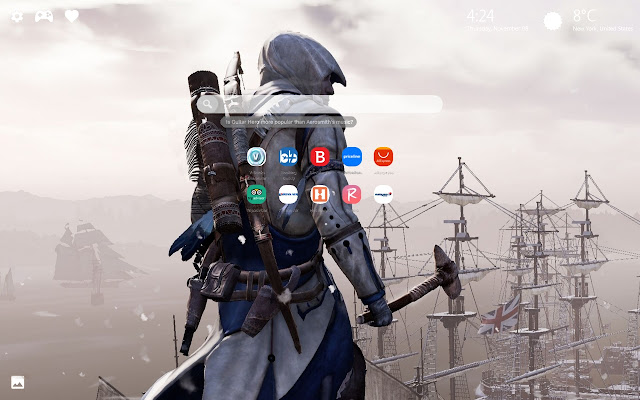 Assassin S Creed Wallpapers New Tab