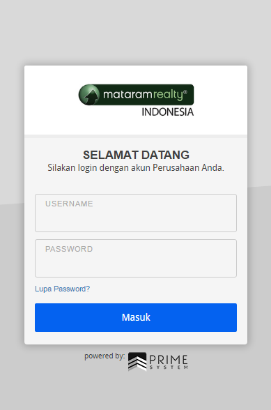Mataram Realty- screenshot