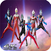 Ultraman Zero Wallpapers Fans icon