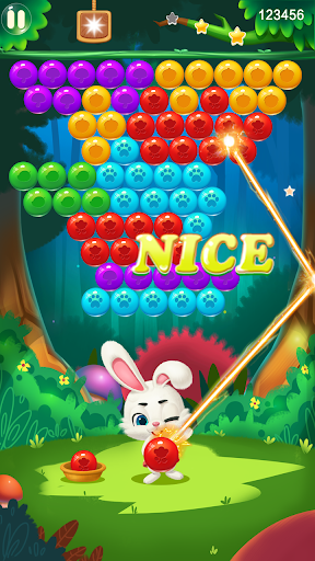 Rabbit Pop- Bubble Mania 3.1.1 screenshots 6
