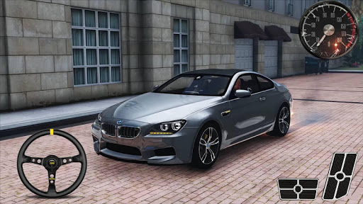 Parking Series BMW M6 - Real Drift Simulator 1.0 screenshots 3