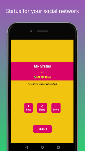 My Status - Best Quotes and Status | Copy & Share screenshots 1