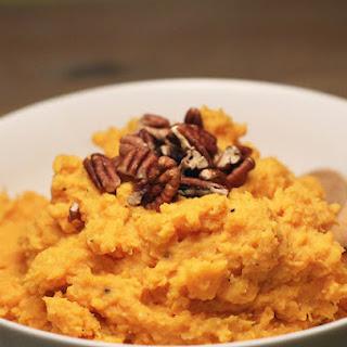 Paleo Dinner Recipes – Mashed Sweet Potatoes