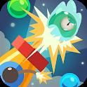 Bounce Ball Blast - Boss Fighting icon