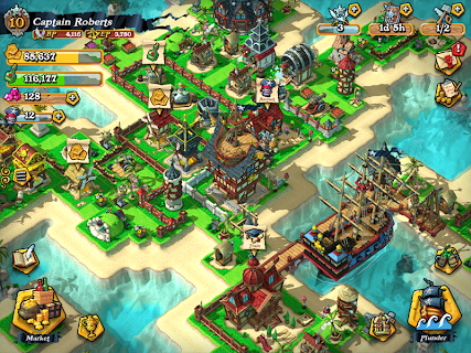 Plunder Pirates screenshot 12