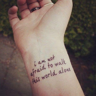 Inspirational Tattoo Quotes - Apps on Google Play