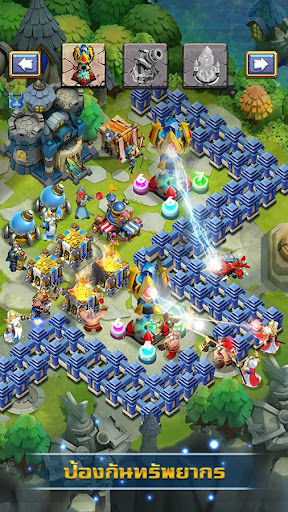 Castle Clash: u0e25u0e35u0e01u0e02u0e31u0e49u0e19u0e40u0e17u0e1e 1.6.5 screenshots 3