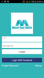 Mock Test Skills- screenshot thumbnail