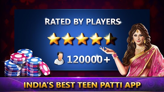 UTP – Ultimate Teen Patti (3 Patti) App Latest Version Download For Android and iPhone 8