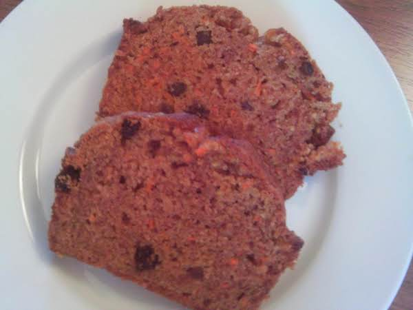 Blue Ribbon Zucchini Carrot Raisin Bread Recipe