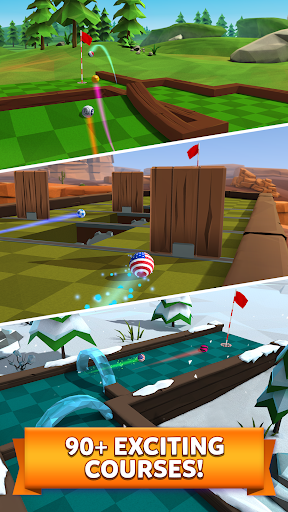 Golf Battle modavailable screenshots 17