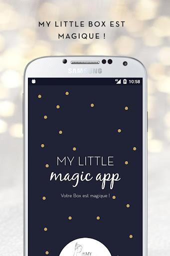 My Little Magic App