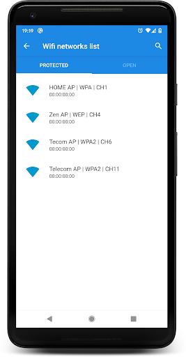WIFI PASSWORD MASTER 12.6.0 screenshots 2
