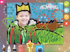 Hopster Kids App new Create tool