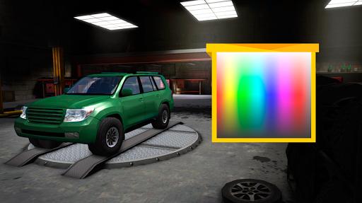 Extreme Off-Road SUV Simulator  screenshots 8