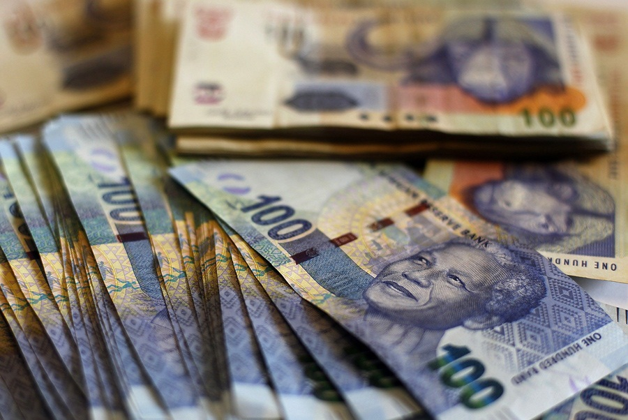 Rand firmer as government gives update on energy supply