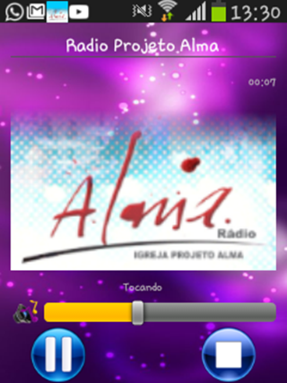 Radio Projeto Alma