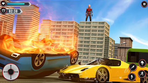 New Grand Ant Superhero City Rescue Mission 2018 1.0 6