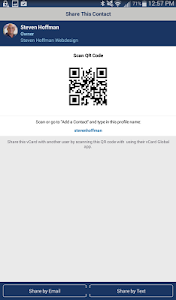 vCard Global Business Card screenshot 10