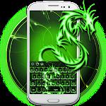 Green Dragon Keyboard Theme icon