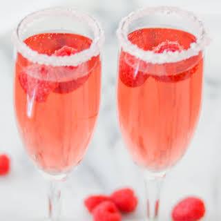 Fresh Raspberry Cocktail Recipes.