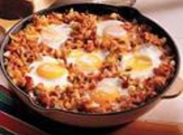 Country Brunch Skillet Recipe