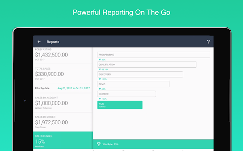 Base CRM and Sales Tracker- screenshot thumbnail