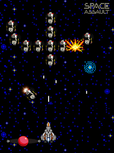 [Download Space Assault: Space shooter for PC] Screenshot 3