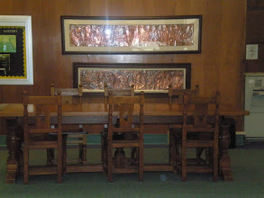 Photo: i loved the chairs in the library
