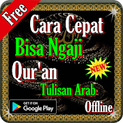 App Cara Cepat Bisa Ngaji Qur'an Tulisan Arab APK for Windows Phone
