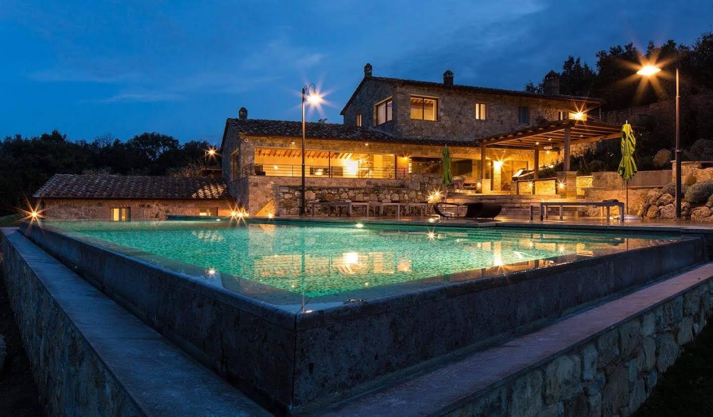 Villa with pool Casole d'Elsa