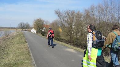 Photo: Het gehucht Het Zennegat waar Zenne en Leuvense Vaart in de Dijle lopen. Wat verder stroomafwaarts vormen Nete en Dijle samen de Rupel.