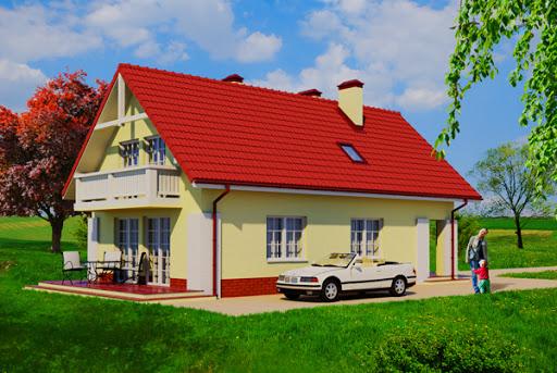 projekt Domowa Przystań